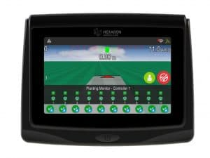 HxGN AgrOn Planting Monitor