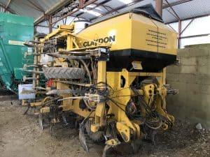 Claydon 4.8mt Hybrid Drill