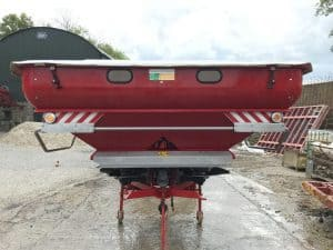 Lely/Tulip SX 4000 Fertiliser Spreader